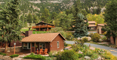 Estes Park Cottages
