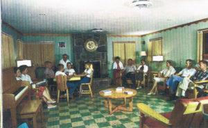 Estes Park History McGregor Mountain Lodge