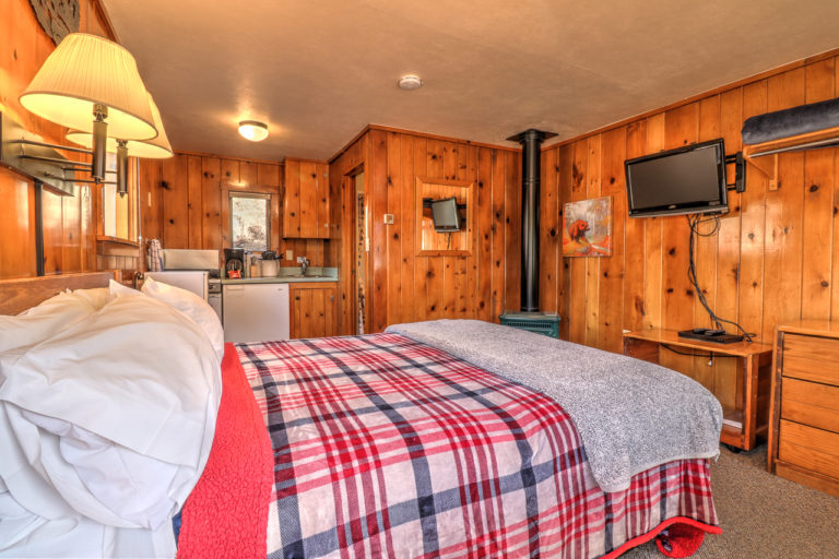 Knotty Pine Rooms
