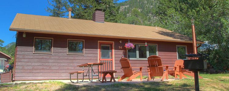 estes park 2 bedroom cabin