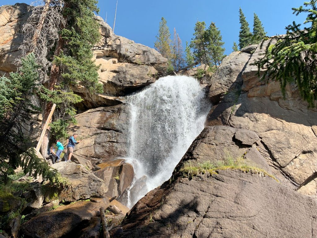 Ouzel Falls - Rocky Mountain National Park