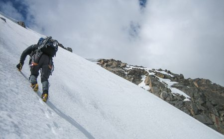 mountaineering in estes park