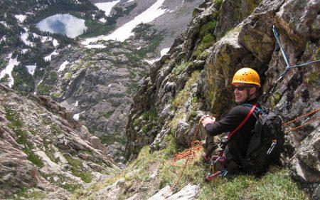rocky mountain national park climbiing