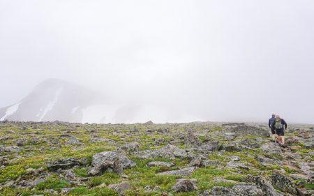 hike hallet peak